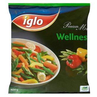 Iglo Wellness Premium Mix Deep Frozen 400 g