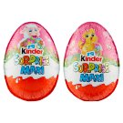 Kinder Surprise Maxi Sweet Egg with Milk Chocolate - with Surprise 100 g