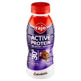 Rajo Active Protein Milk Drink Chocolate 330 ml