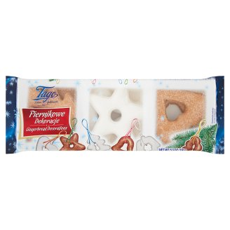 Tago Small Gingerbread Covered with Sugar Topping 150 g