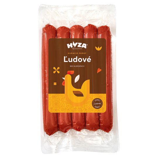 Hyza Folk Chicken Sausages 300 g