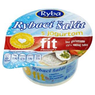 Ryba More Zdravia Rybací šalát s jogurtom 140 g