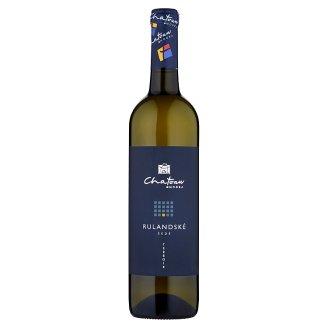 Chateau Modra Pinot Gris Slovak Quality Variety White Dry Wine 0.75 L