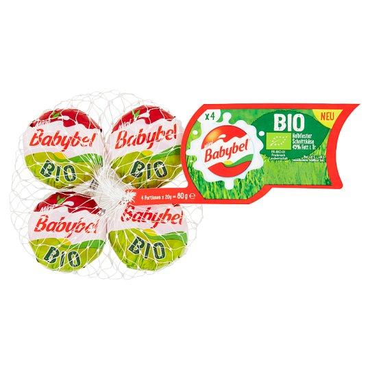 Babybel Mini Bio 4 x 20 g