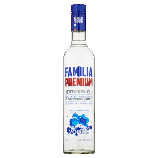 Familia Premium vodka 38 % 700 ml