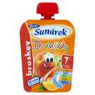 Sunárek Do Ručičky with Peach 90 g