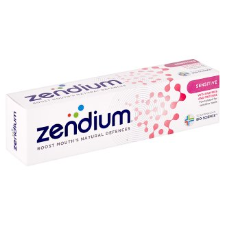 Zendium Sensitive zubná pasta 75 ml