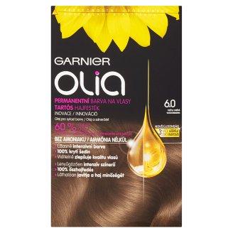 Garnier Olia Permanentná farba na vlasy svetlo hnedá 6.0