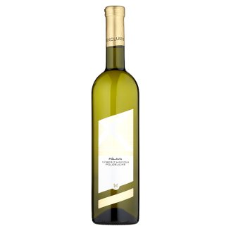Villa Vino Rača Exclusive Pálava Selection of Grapes Semi-Dry White Wine 0.75 L