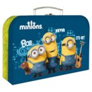 Minions Little Suitcase Laminated