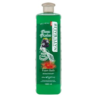 Naturalis Green Garden Eucalyptus Foam Bath 1000 ml
