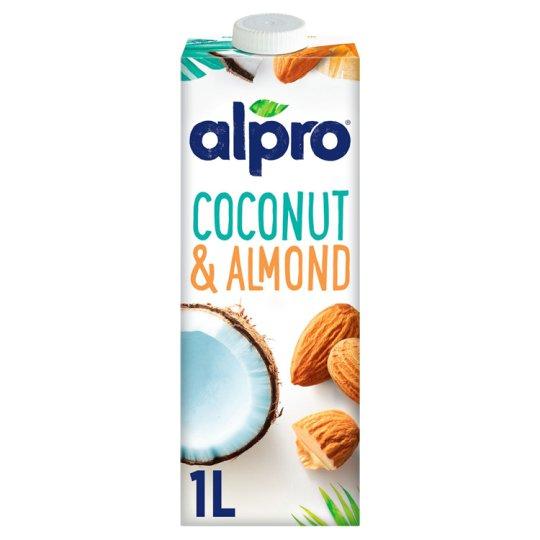 Alpro Kokosový nápoj s mandľami 1 l