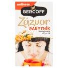 Bercoff Klember Wellness Zázvor & rakytník aromatizovaný bylinný čaj 20 x 2 g