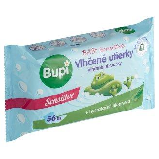 Bupy Baby Wet Wipes Sensitive 72 pcs