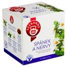 TEEKANNE Sleep and Nerves, Herbal Mixture, 10 Bags, 20 g