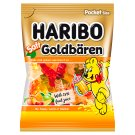Haribo Saft Goldbären Jelly Sweets Filled with Fruit Juice 85 g