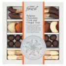 Tesco Finest Belgian Chocolate Fruit and Ginger Tray 255 g