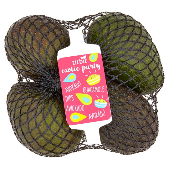 Titbit Avocado Net 4 pcs