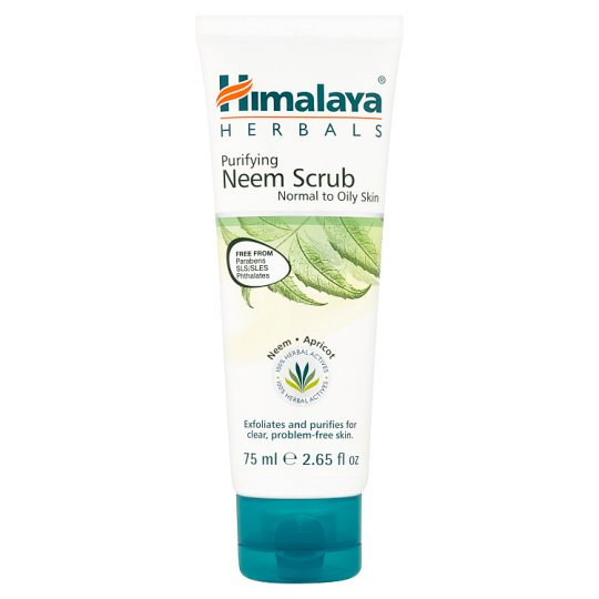 Himalaya Herbals Purifying Neem Scrub 75 ml