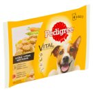 Pedigree Vital Protection 100% Complete Nutrition in Juice 4 x 100 g