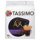 Tassimo L'OR Espresso Lungo Profondo Coffee Roasted Ground 16 x 8 g