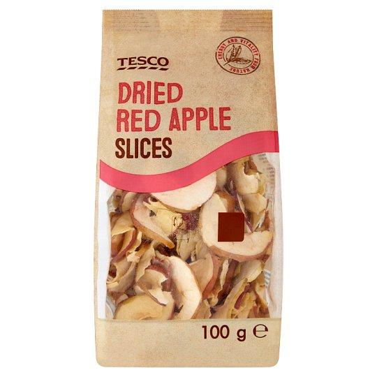 Tesco Jablká krúžky 100 g