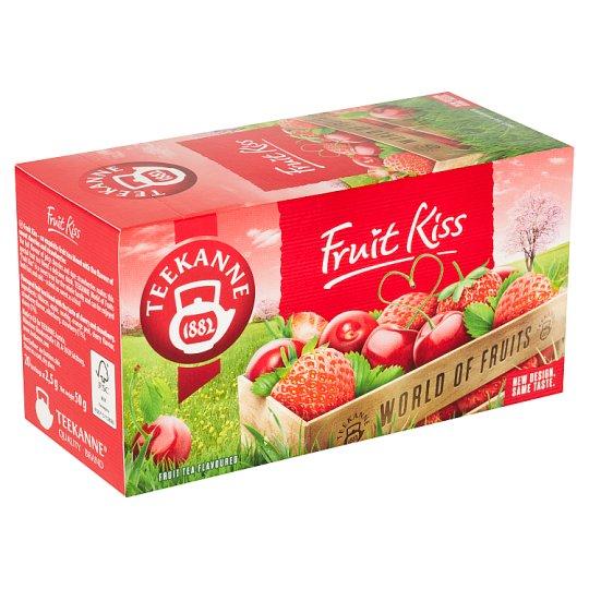 TEEKANNE Fruit Kiss, World of Fruits, 20 Tea Bags, 50 g