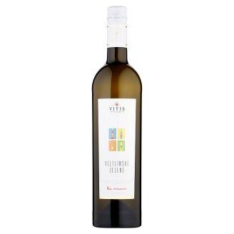 Vitis Pezinok Galéria Veltlínske zelené akostné odrodové víno biele suché 0,75 l