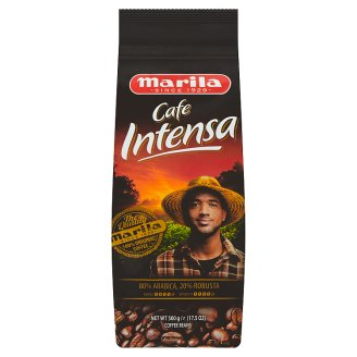 Marila Crema Intensa Roasted Coffee Beans 500 g