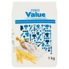 Tesco Value Pšeničná múka polohrubá výberová 1 kg