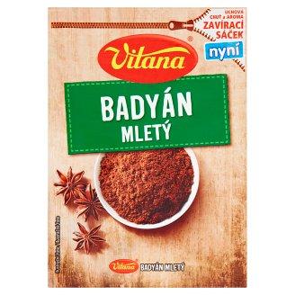 Vitana Badián mletý 13 g