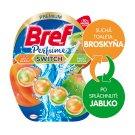 Bref Perfume Switch Juicy Peach & Sweet Apple Tough WC Block 50 g
