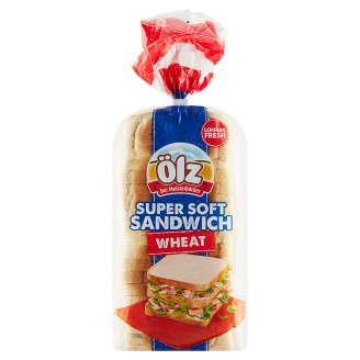 Ölz Super Soft Sandwich 750 g