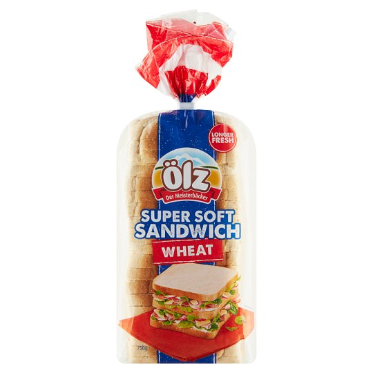 Ölz Super Soft Sandwich 750 g