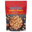 Tesco Popcorn s karamelovou príchuťou a kúskami arašidov 100 g