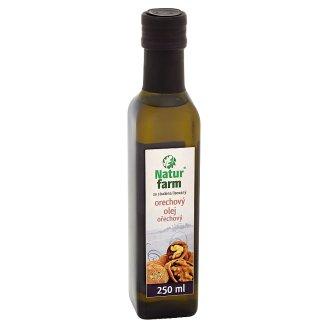 Natur Farm Orechový olej 250 ml