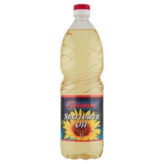 Giana Slnečnicový olej 1 l