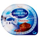 Tesco Greek Style Yogurt Chocolate 140 g