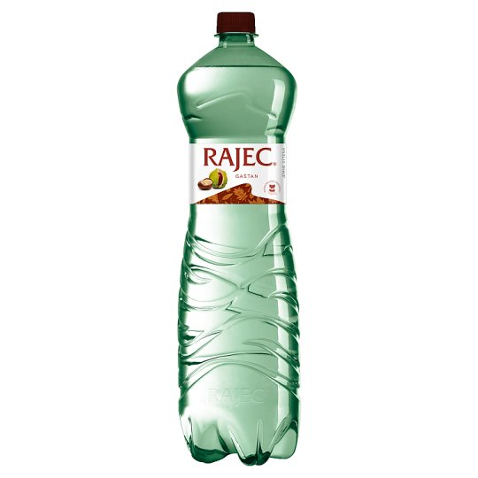 Rajec Chestnut Lightly Carbonated 1.5 L