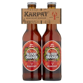 KARPAT IPA Blood Orange 2 x 330 ml