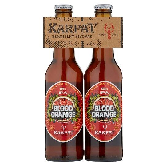 KARPAT IPA Blood Orange 2 x 330 ml