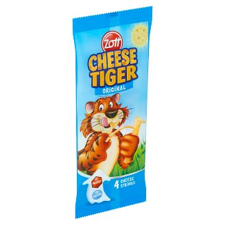 Zott Cheese Tiger Original 4 x 21 g