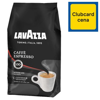Lavazza Caffé espresso pražená zrnková káva 1 kg