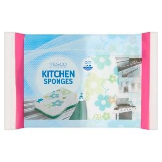 Tesco Kitchen Sponges 2 pcs