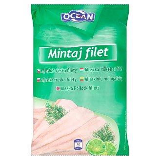 Ocean Aljašská treska filety 1000 g