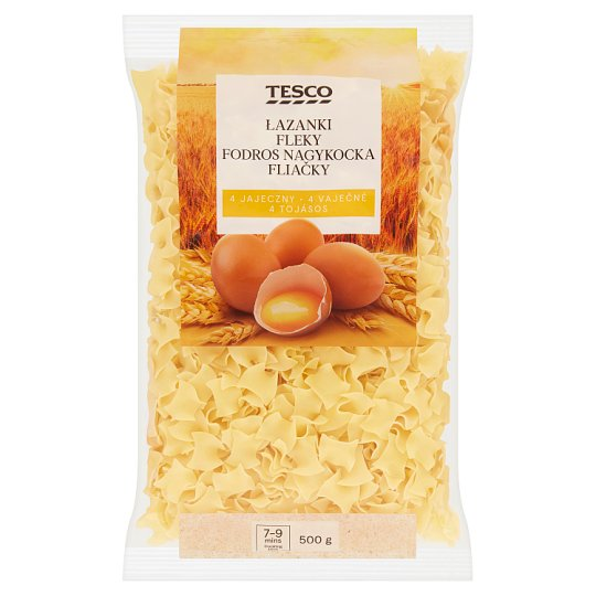 Tesco Speckles 4 Eggs 500 g