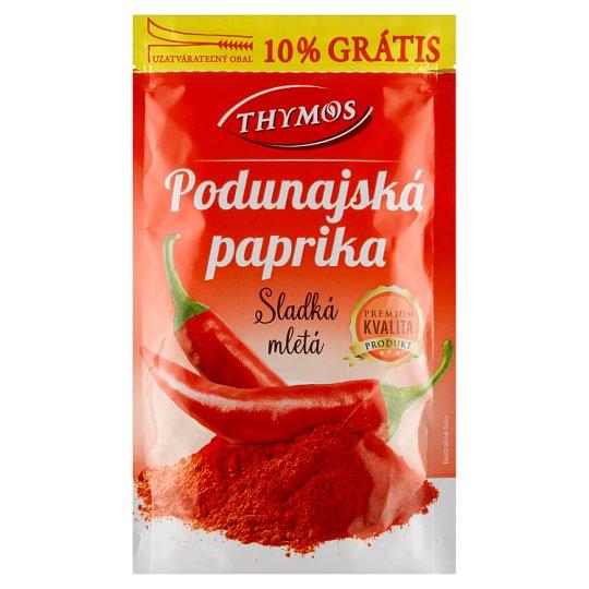 Thymos Podunajská paprika sladká mletá 75 g + 7,5 g