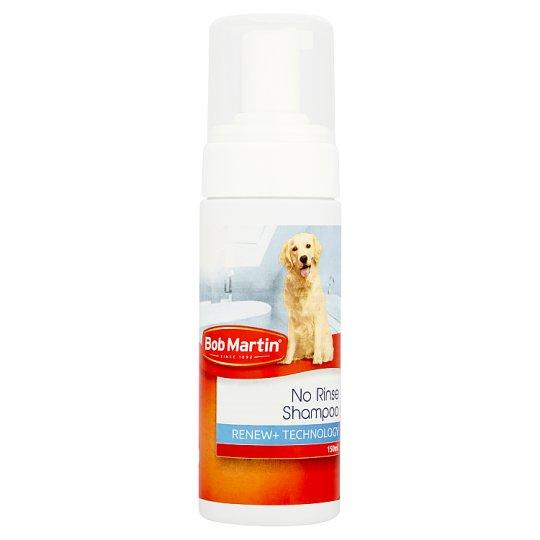 Bob Martin No Rinse Dog Shampoo 150 ml