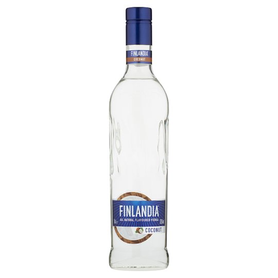 Finlandia Coconut 37,5% 0,7 l
