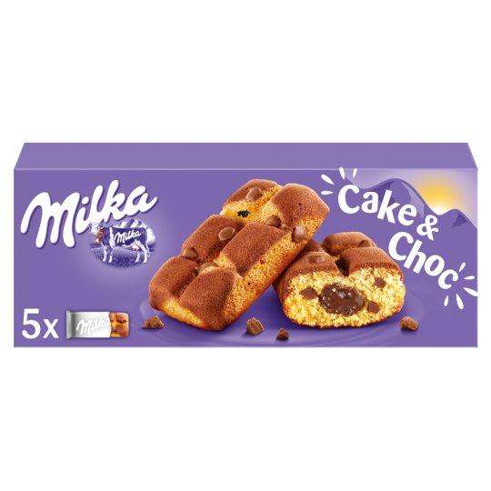 Milka Cake and Choc 175 g